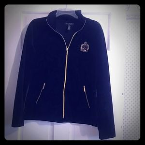 Vintage Ralph Lauren velvet jacket
